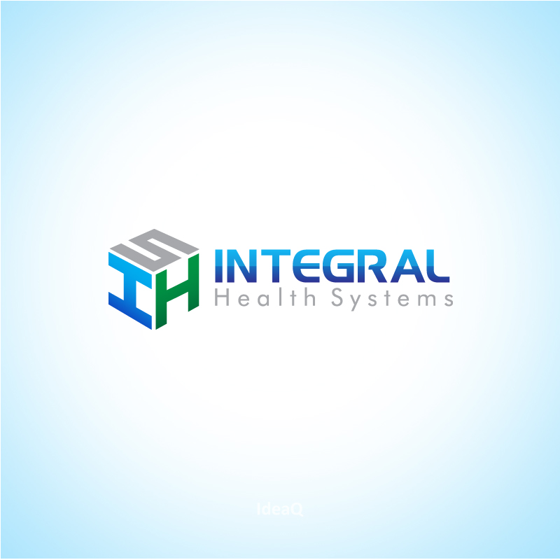 Logo Design by Private User - Entry No. 56 in the Logo Design Contest Unique Logo Design Wanted for Integral Health Systems.