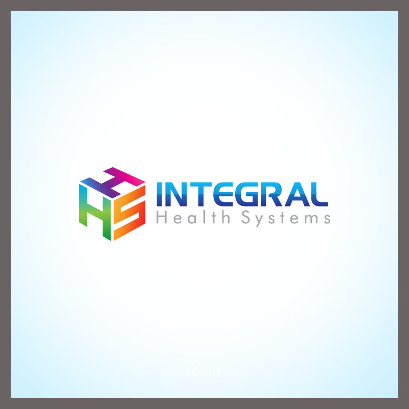 Logo Design by Private User - Entry No. 63 in the Logo Design Contest Unique Logo Design Wanted for Integral Health Systems.