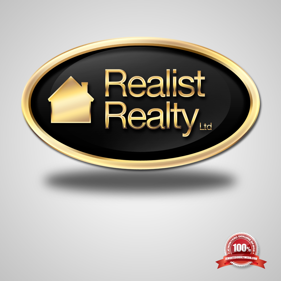 Logo Design by jcmontero - Entry No. 131 in the Logo Design Contest ReaList Realty International Ltd..