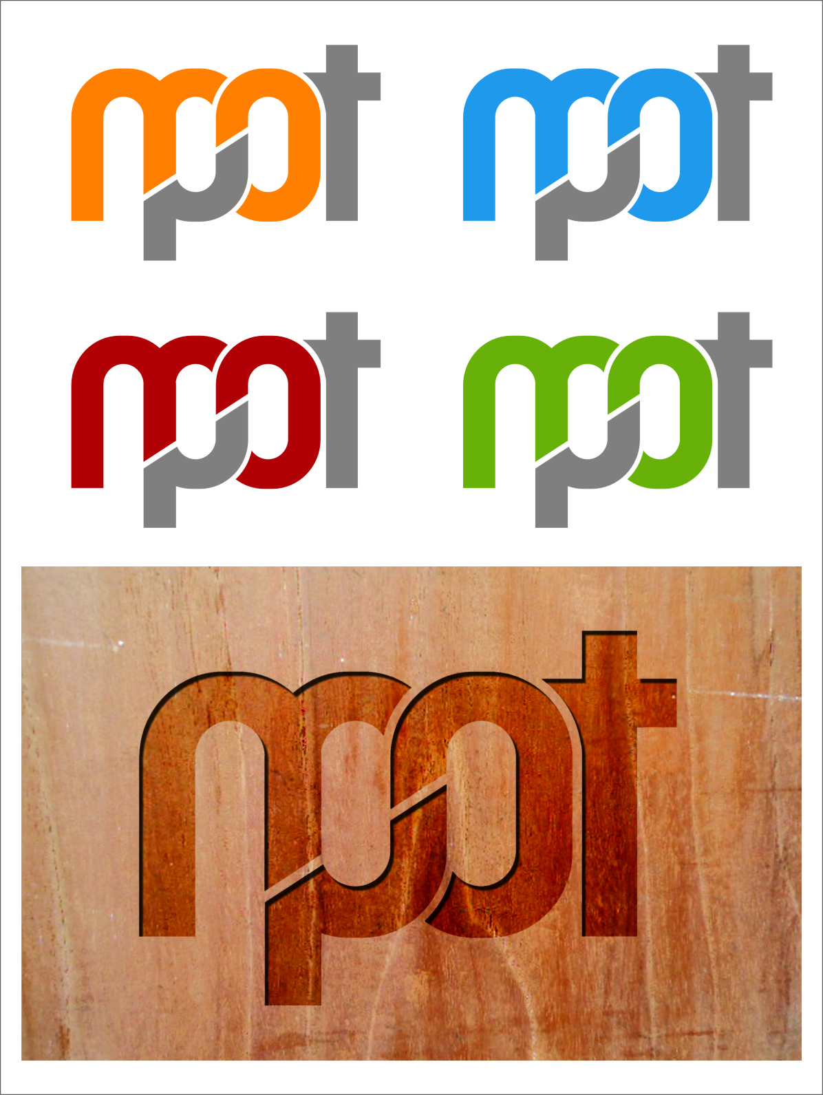 Logo Design by RoSyid Rono-Rene On Java - Entry No. 223 in the Logo Design Contest Mpot inc  Logo Design.