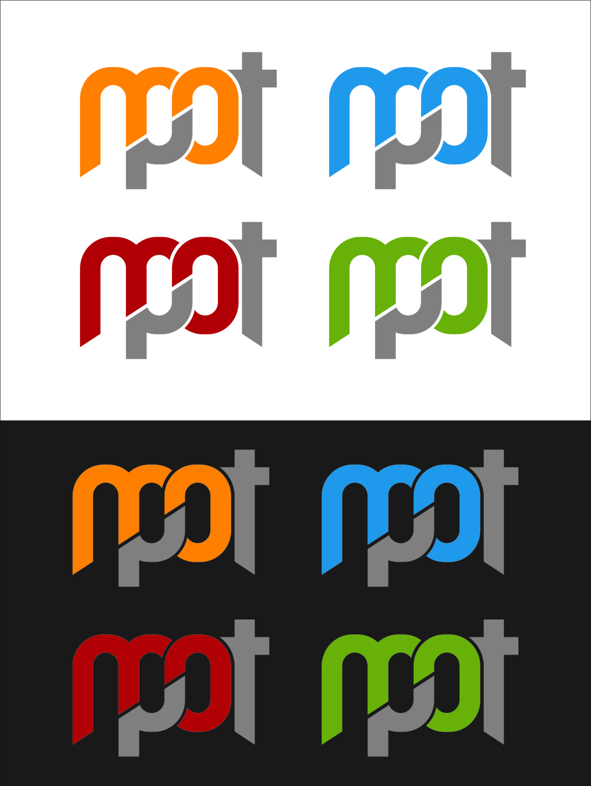 Logo Design by Ngepet_art - Entry No. 224 in the Logo Design Contest Mpot inc  Logo Design.