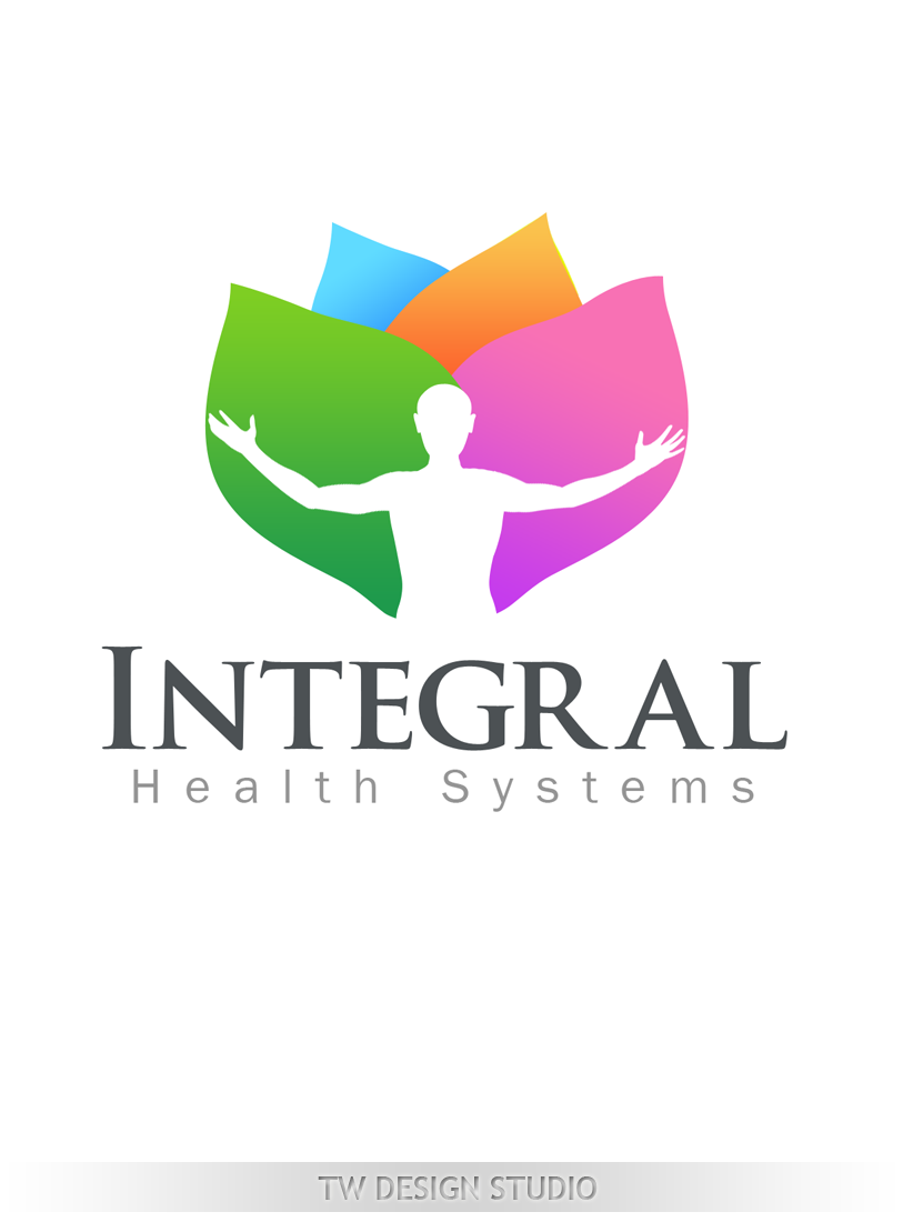 Logo Design by Private User - Entry No. 68 in the Logo Design Contest Unique Logo Design Wanted for Integral Health Systems.