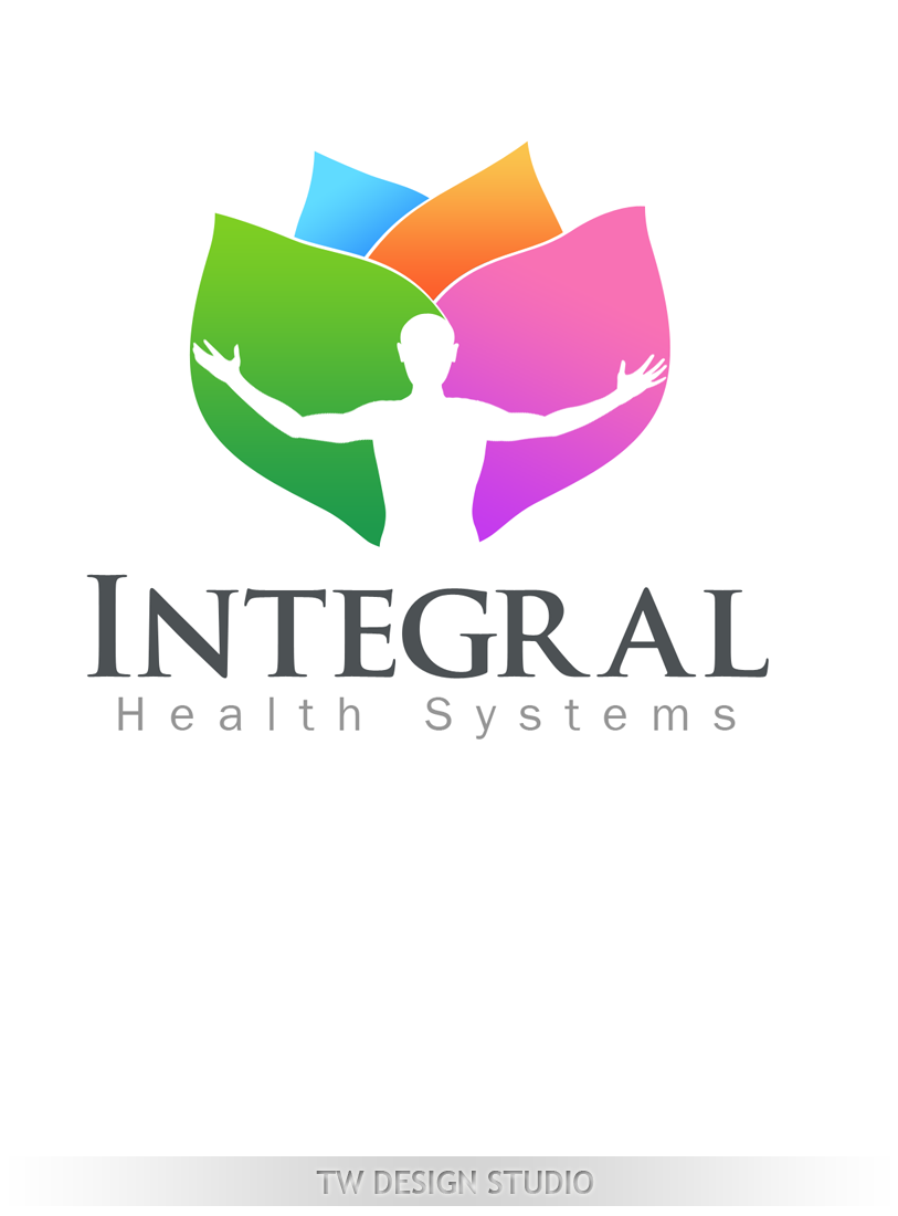 Logo Design by Private User - Entry No. 69 in the Logo Design Contest Unique Logo Design Wanted for Integral Health Systems.