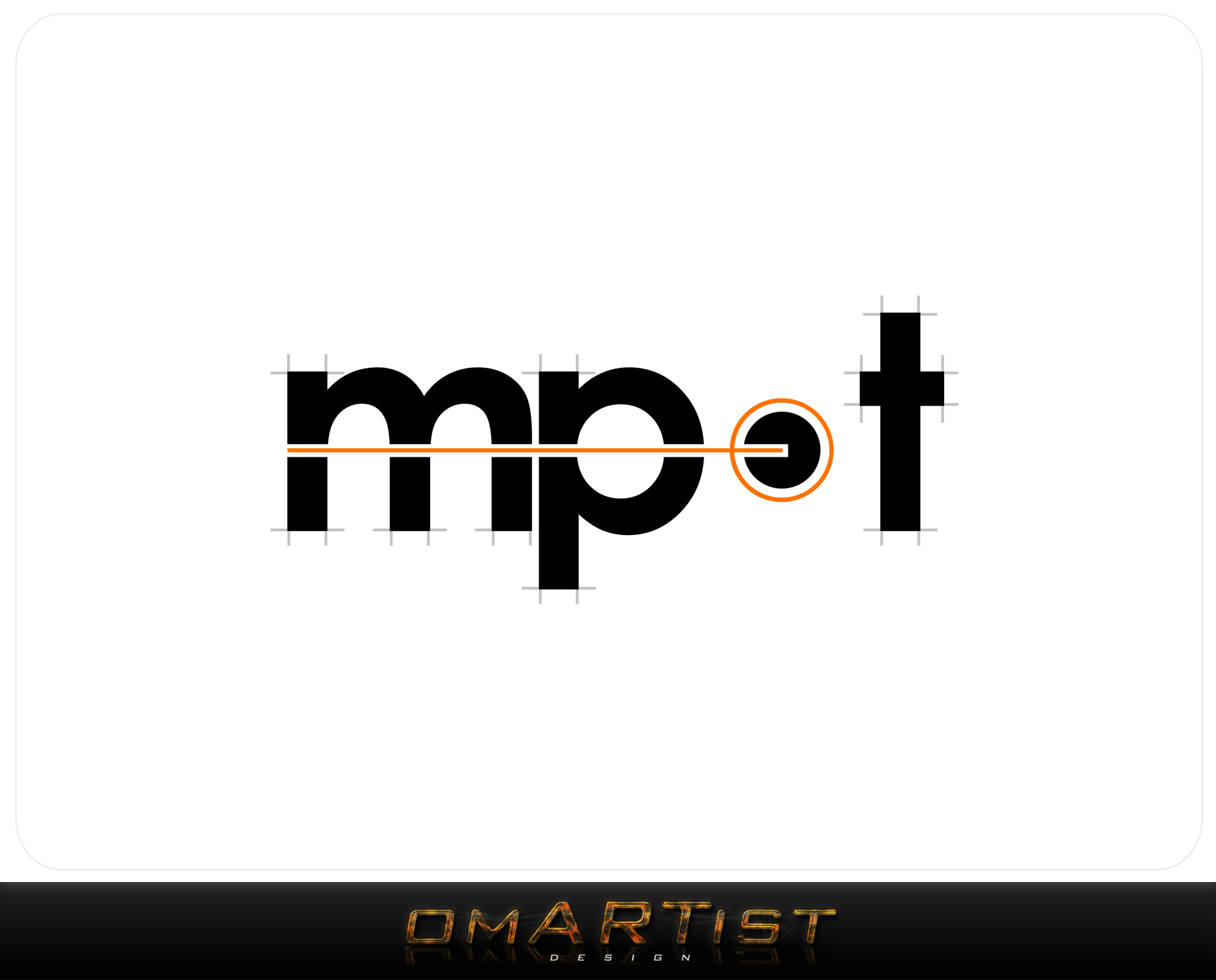 Logo Design by omARTist - Entry No. 226 in the Logo Design Contest Mpot inc  Logo Design.