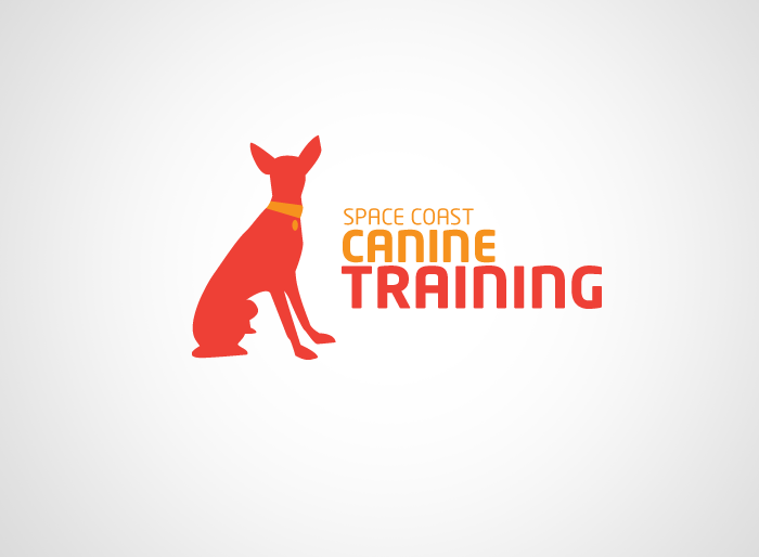 Logo Design by Jan Chua - Entry No. 32 in the Logo Design Contest Creative Logo Design for Space Coast Canine Training.