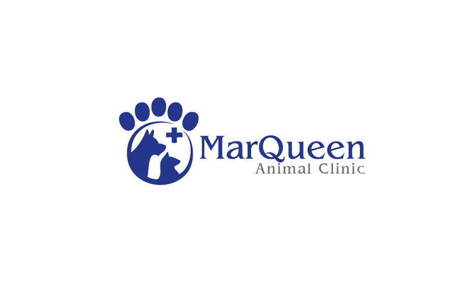 Logo Design by Private User - Entry No. 1 in the Logo Design Contest Fun Logo Design for MarQueen Animal Clinic.
