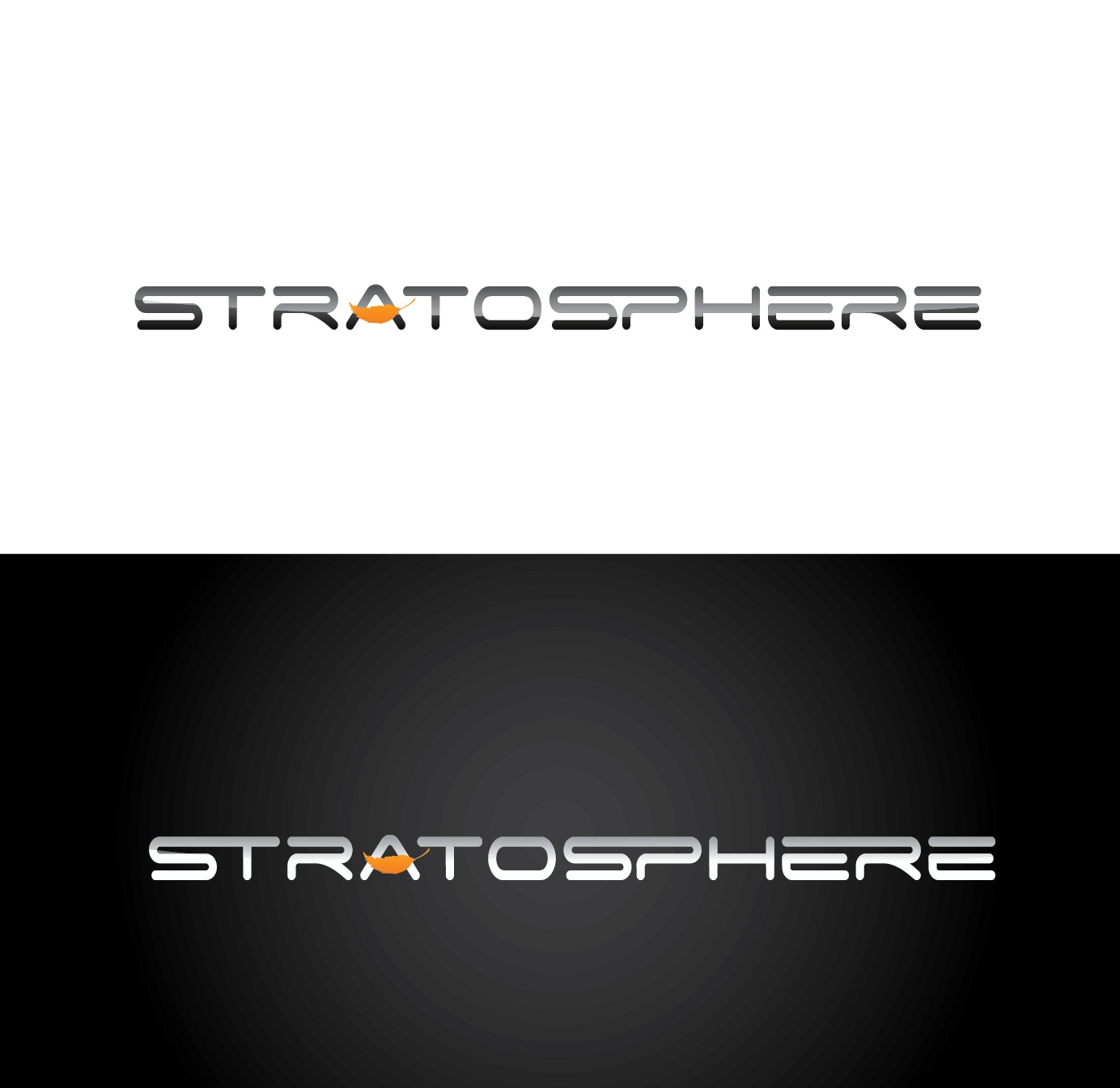 Logo Design by mediaproductionart - Entry No. 19 in the Logo Design Contest Captivating Logo Design for Stratosphere.