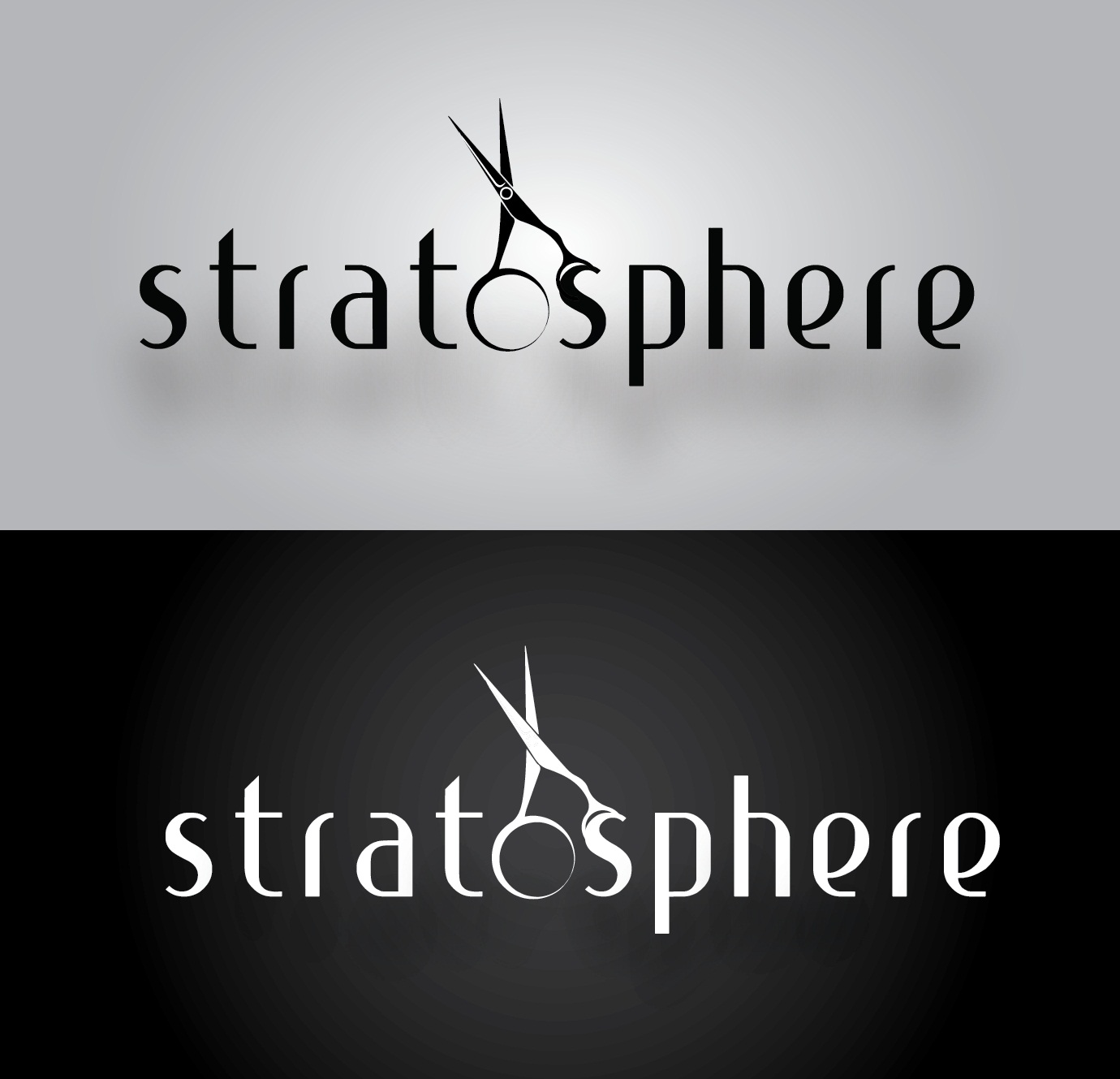 Logo Design by mediaproductionart - Entry No. 20 in the Logo Design Contest Captivating Logo Design for Stratosphere.