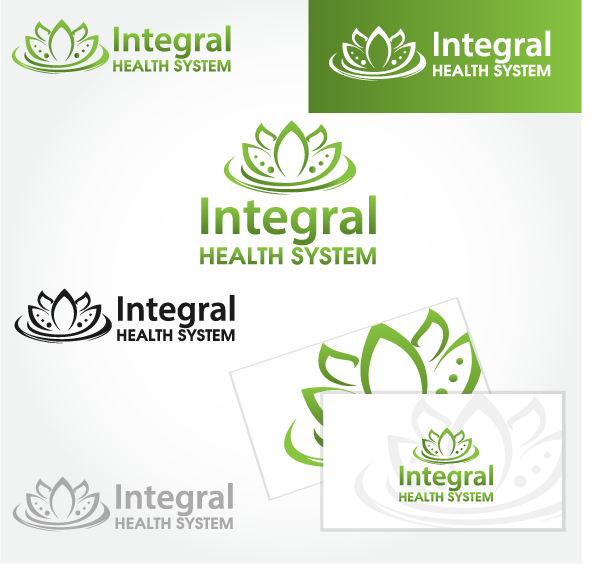 Logo Design by Private User - Entry No. 71 in the Logo Design Contest Unique Logo Design Wanted for Integral Health Systems.