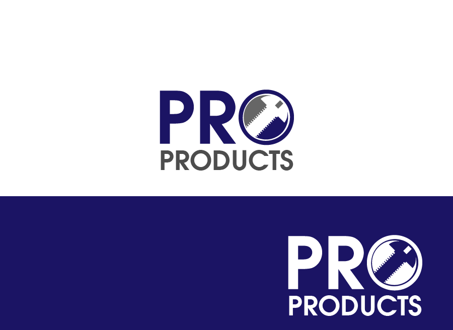 Logo Design by Private User - Entry No. 75 in the Logo Design Contest Fun yet Professional Logo Design for ProProducts.