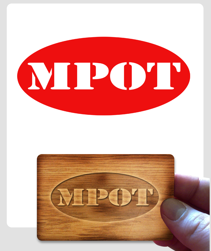 Logo Design by Private User - Entry No. 227 in the Logo Design Contest Mpot inc  Logo Design.