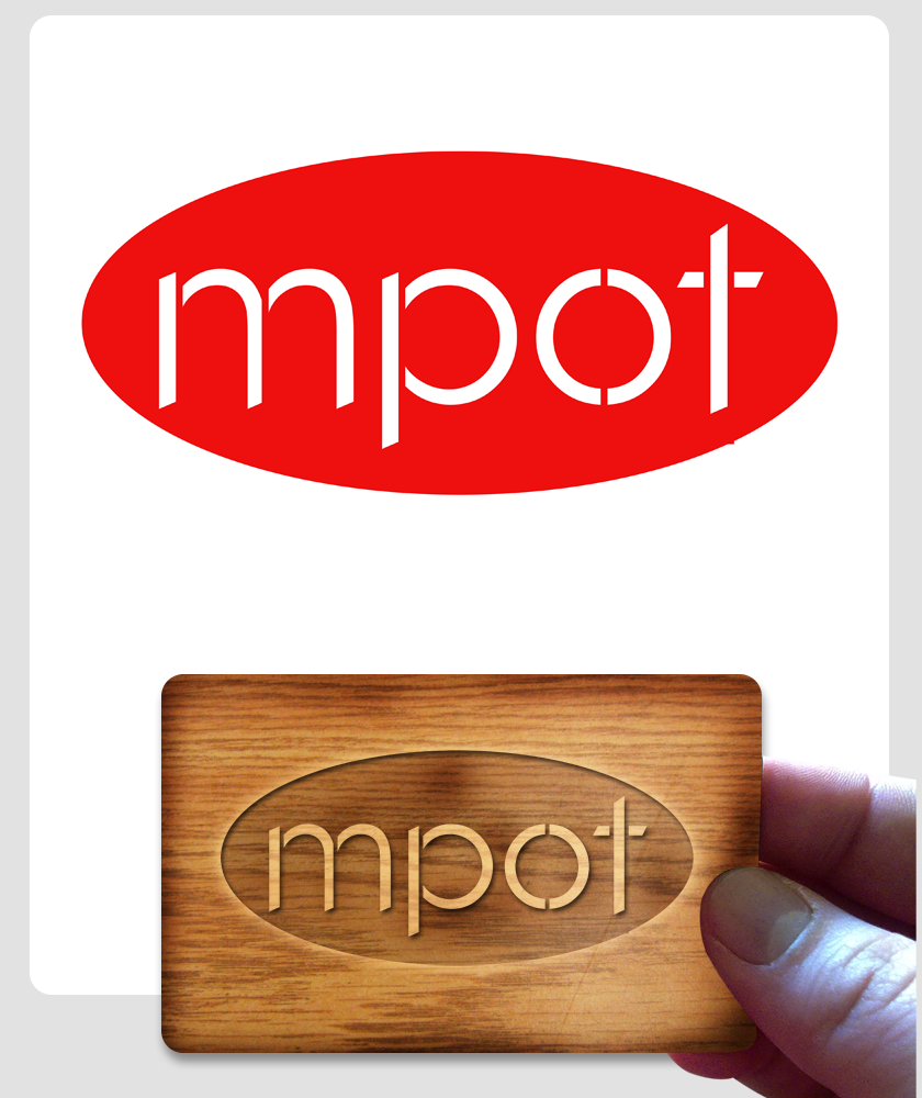 Logo Design by Private User - Entry No. 228 in the Logo Design Contest Mpot inc  Logo Design.