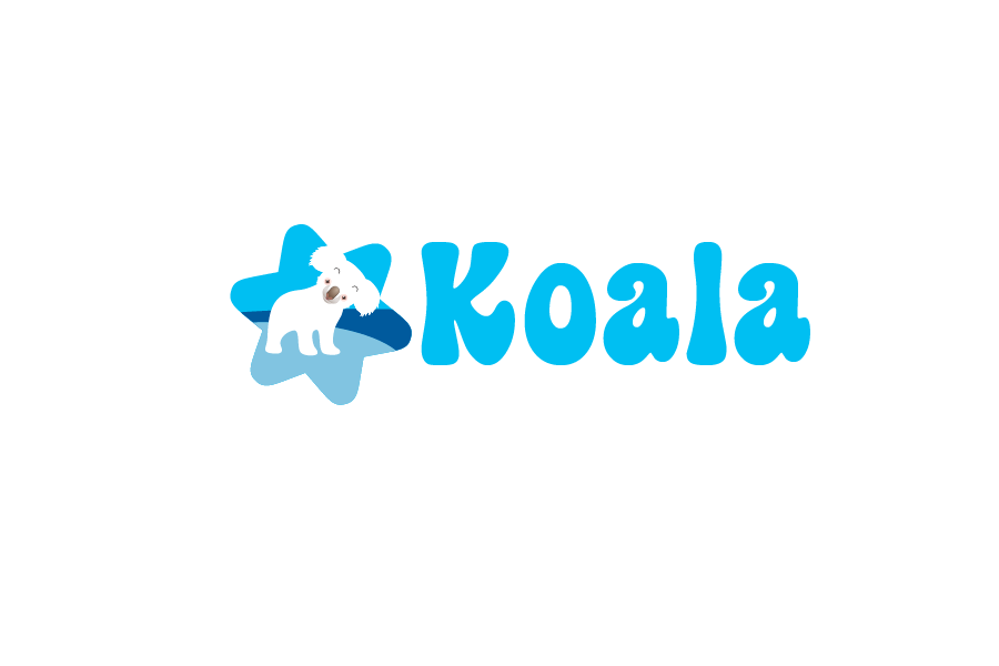 "Logo Design by brands_in - Entry No. 72 in the Logo Design Contest Imaginative Logo Design for ""Koala""."