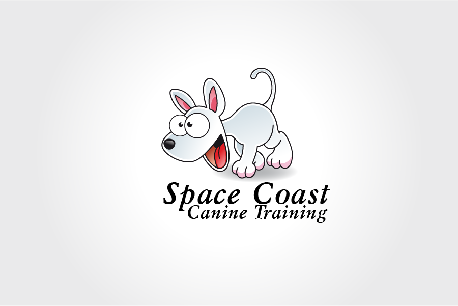Logo Design by Private User - Entry No. 34 in the Logo Design Contest Creative Logo Design for Space Coast Canine Training.