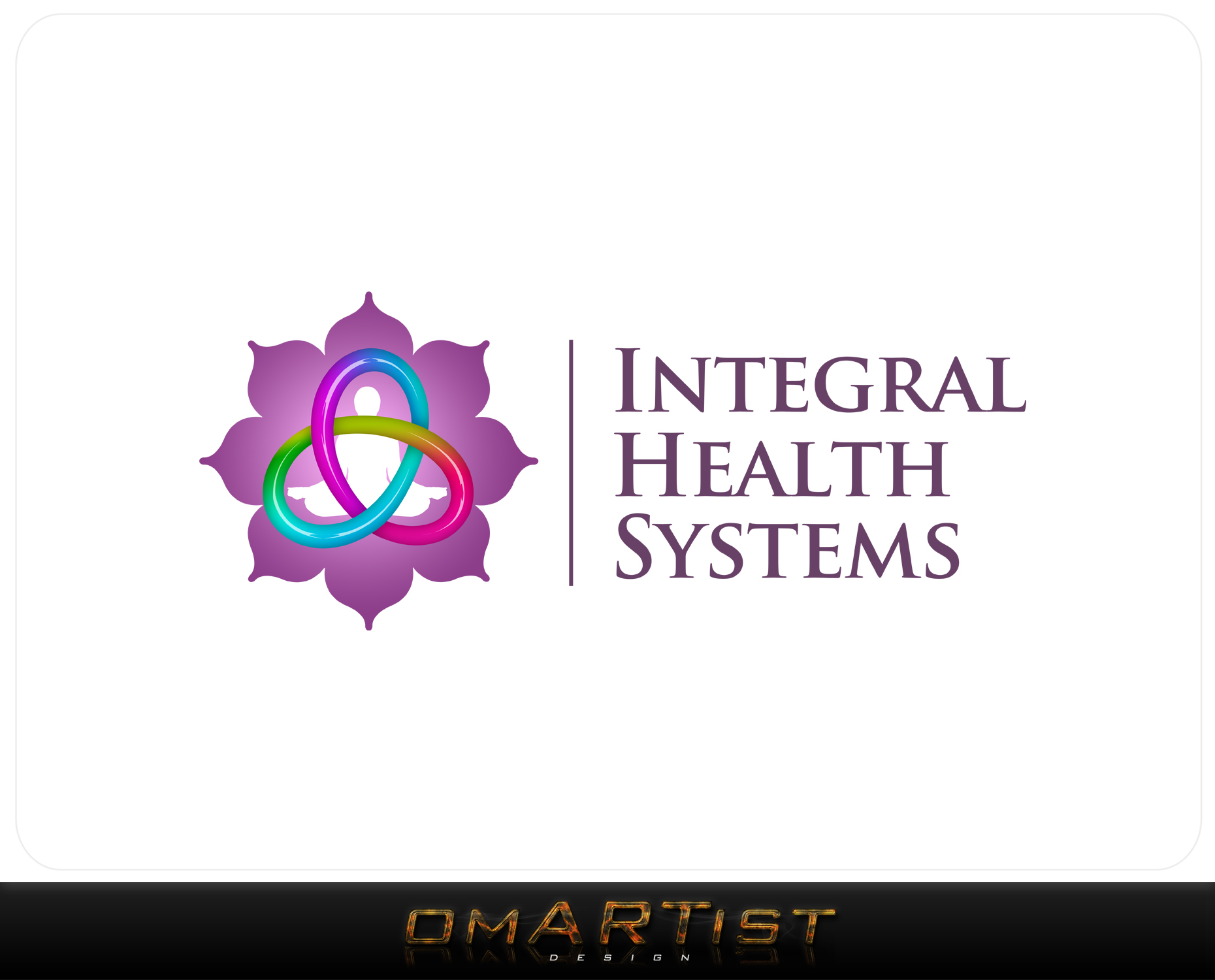 Logo Design by omARTist - Entry No. 79 in the Logo Design Contest Unique Logo Design Wanted for Integral Health Systems.