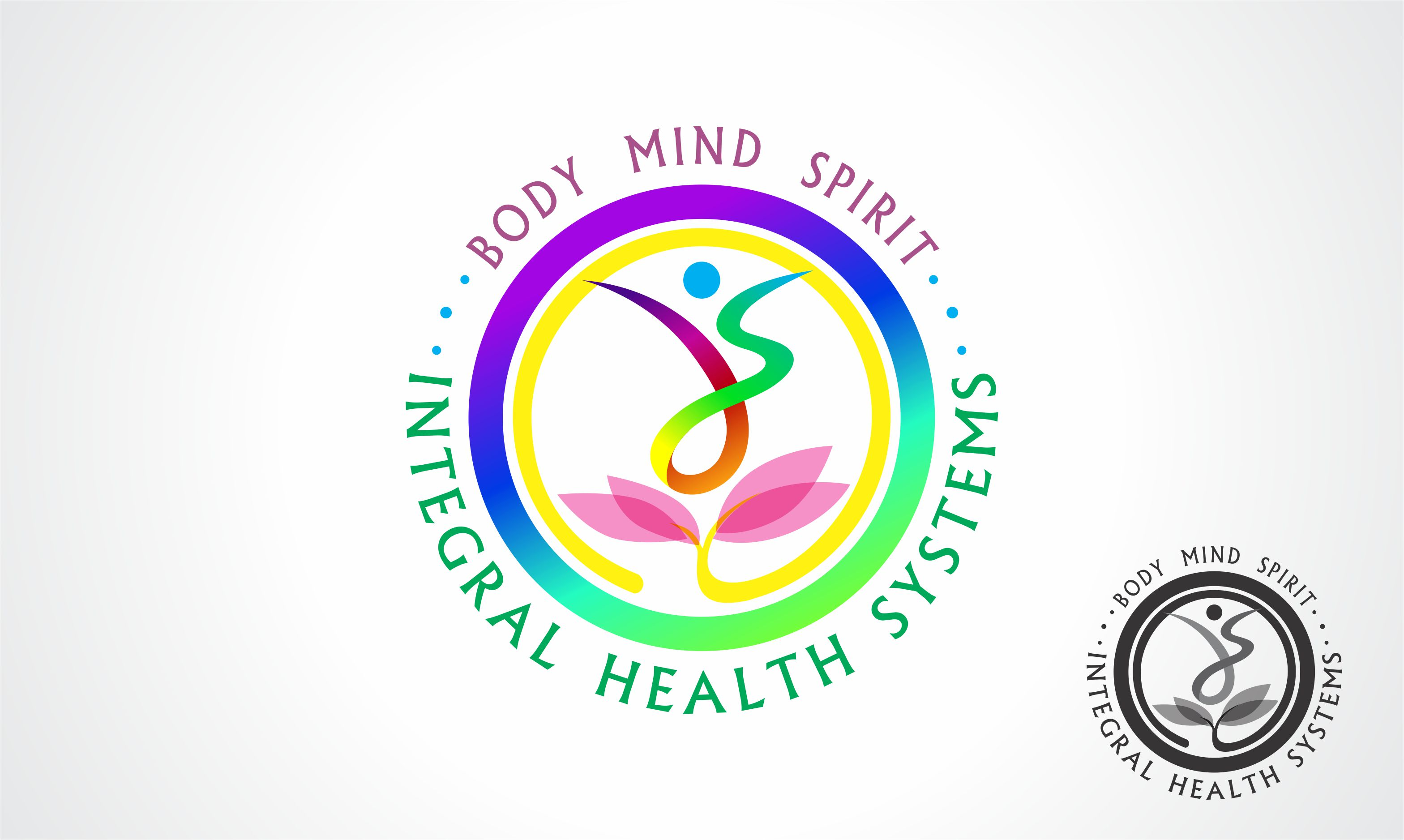 Logo Design by Respati Himawan - Entry No. 80 in the Logo Design Contest Unique Logo Design Wanted for Integral Health Systems.