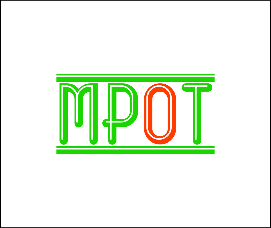 Logo Design by Agus Martoyo - Entry No. 238 in the Logo Design Contest Mpot inc  Logo Design.