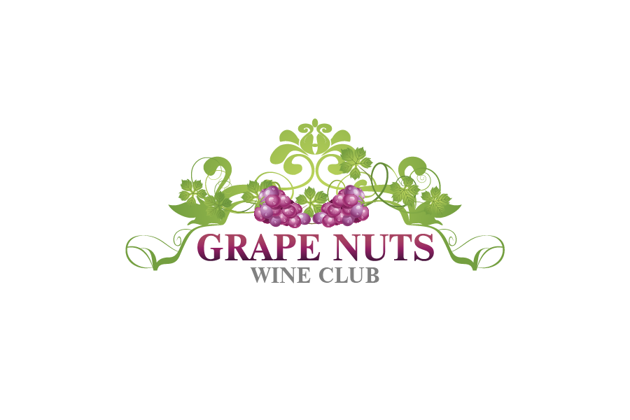 Logo Design by Private User - Entry No. 83 in the Logo Design Contest Artistic Logo Design for Grape Nuts Wine Club.