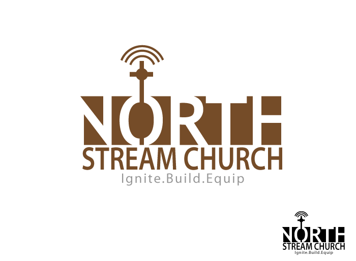 Logo Design by Jan Chua - Entry No. 10 in the Logo Design Contest Creative Logo Design for North Stream Church.