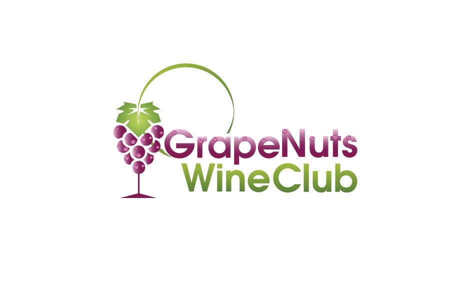 Logo Design by Private User - Entry No. 85 in the Logo Design Contest Artistic Logo Design for Grape Nuts Wine Club.