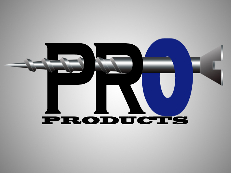 Logo Design by Aljohn Mana-ay - Entry No. 80 in the Logo Design Contest Fun yet Professional Logo Design for ProProducts.