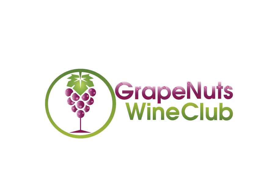 Logo Design by Private User - Entry No. 86 in the Logo Design Contest Artistic Logo Design for Grape Nuts Wine Club.