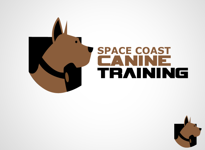 Logo Design by Jan Chua - Entry No. 41 in the Logo Design Contest Creative Logo Design for Space Coast Canine Training.