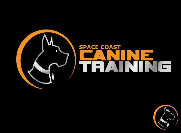 Logo Design by Jan Chua - Entry No. 42 in the Logo Design Contest Creative Logo Design for Space Coast Canine Training.