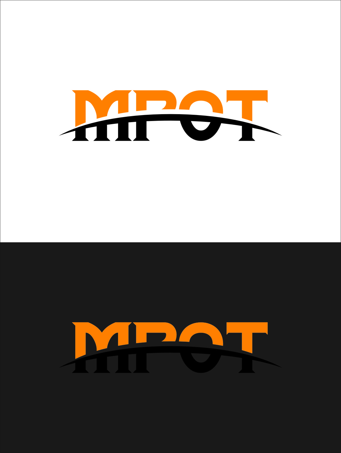 Logo Design by Ngepet_art - Entry No. 242 in the Logo Design Contest Mpot inc  Logo Design.
