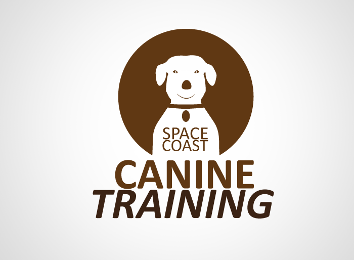 Logo Design by Jan Chua - Entry No. 43 in the Logo Design Contest Creative Logo Design for Space Coast Canine Training.