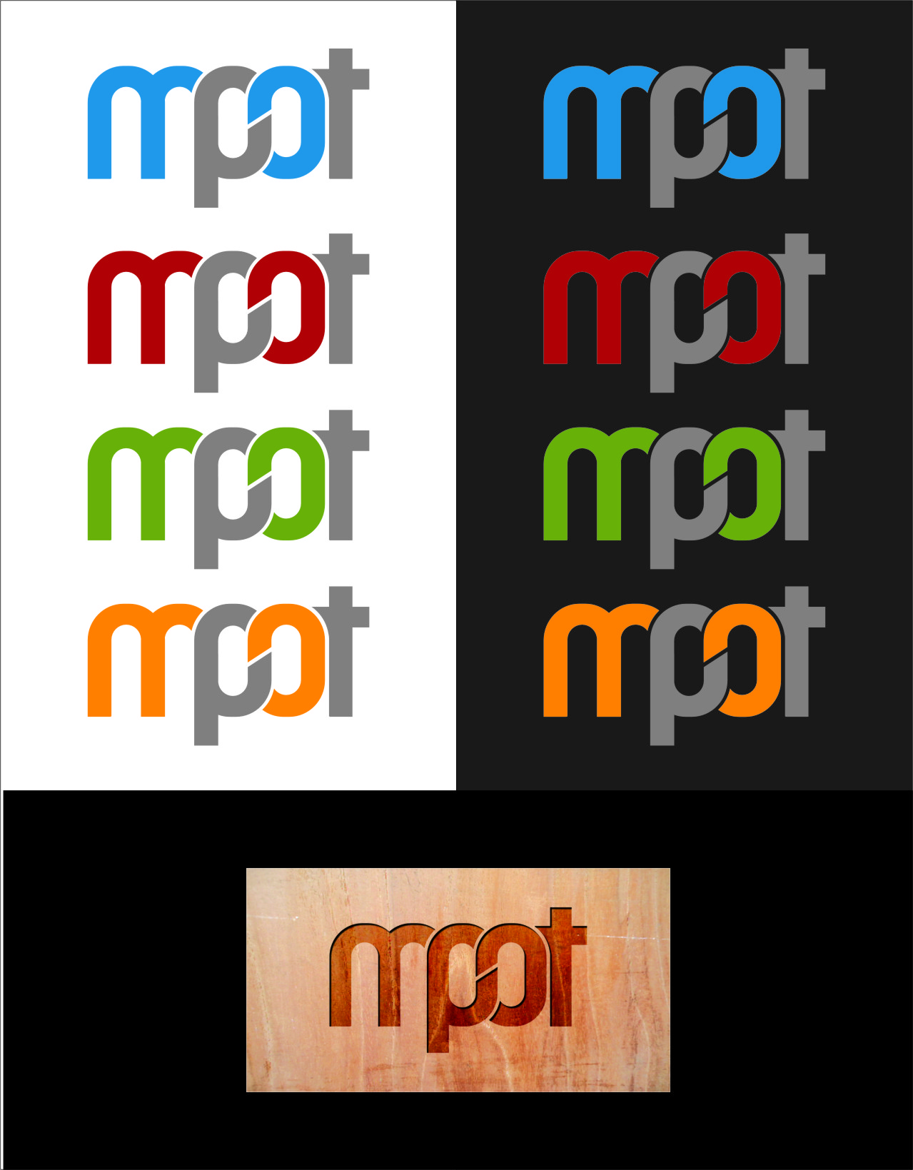 Logo Design by RoSyid Rono-Rene On Java - Entry No. 243 in the Logo Design Contest Mpot inc  Logo Design.