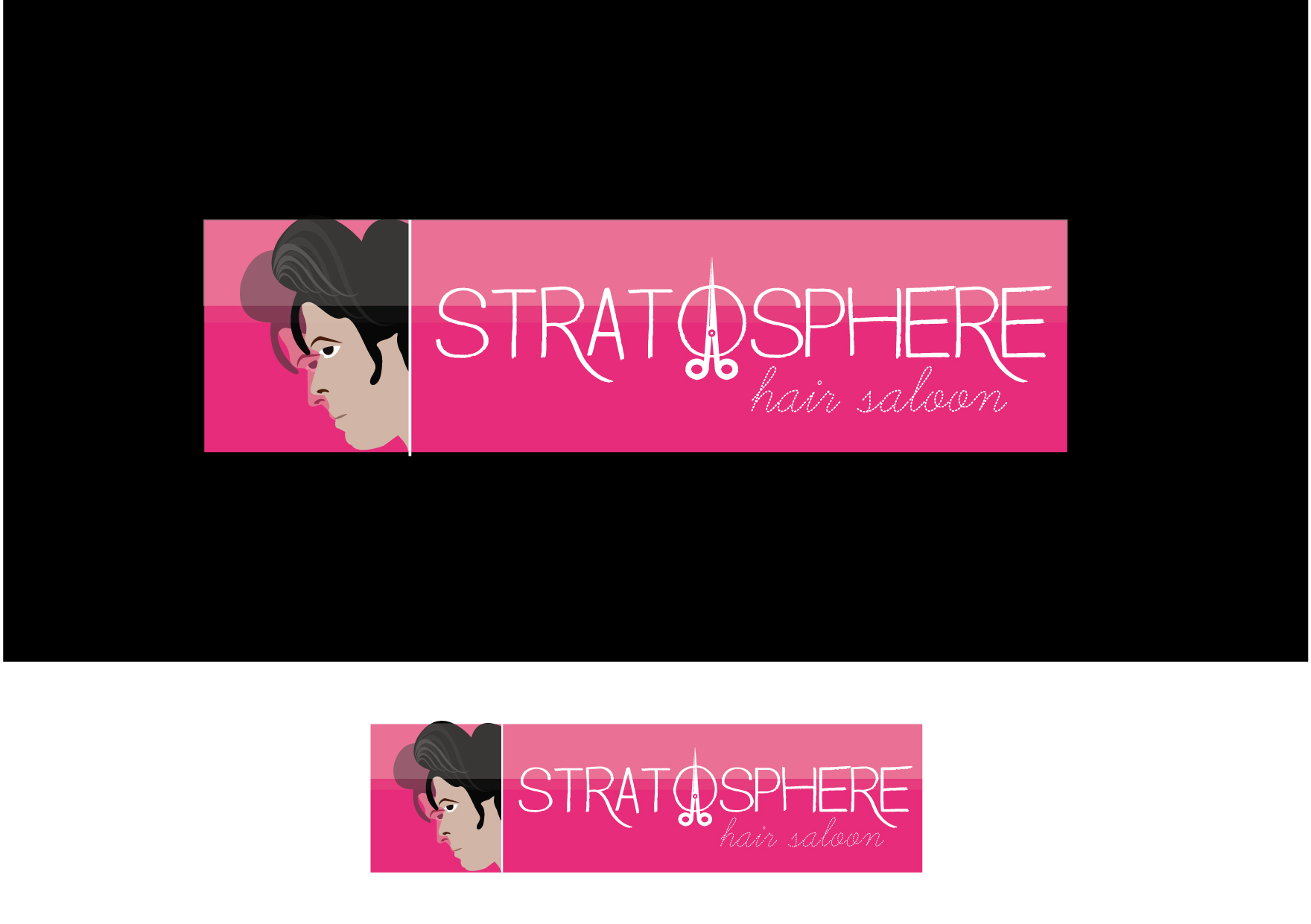 Logo Design by Private User - Entry No. 35 in the Logo Design Contest Captivating Logo Design for Stratosphere.