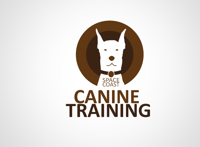 Logo Design by Jan Chua - Entry No. 44 in the Logo Design Contest Creative Logo Design for Space Coast Canine Training.