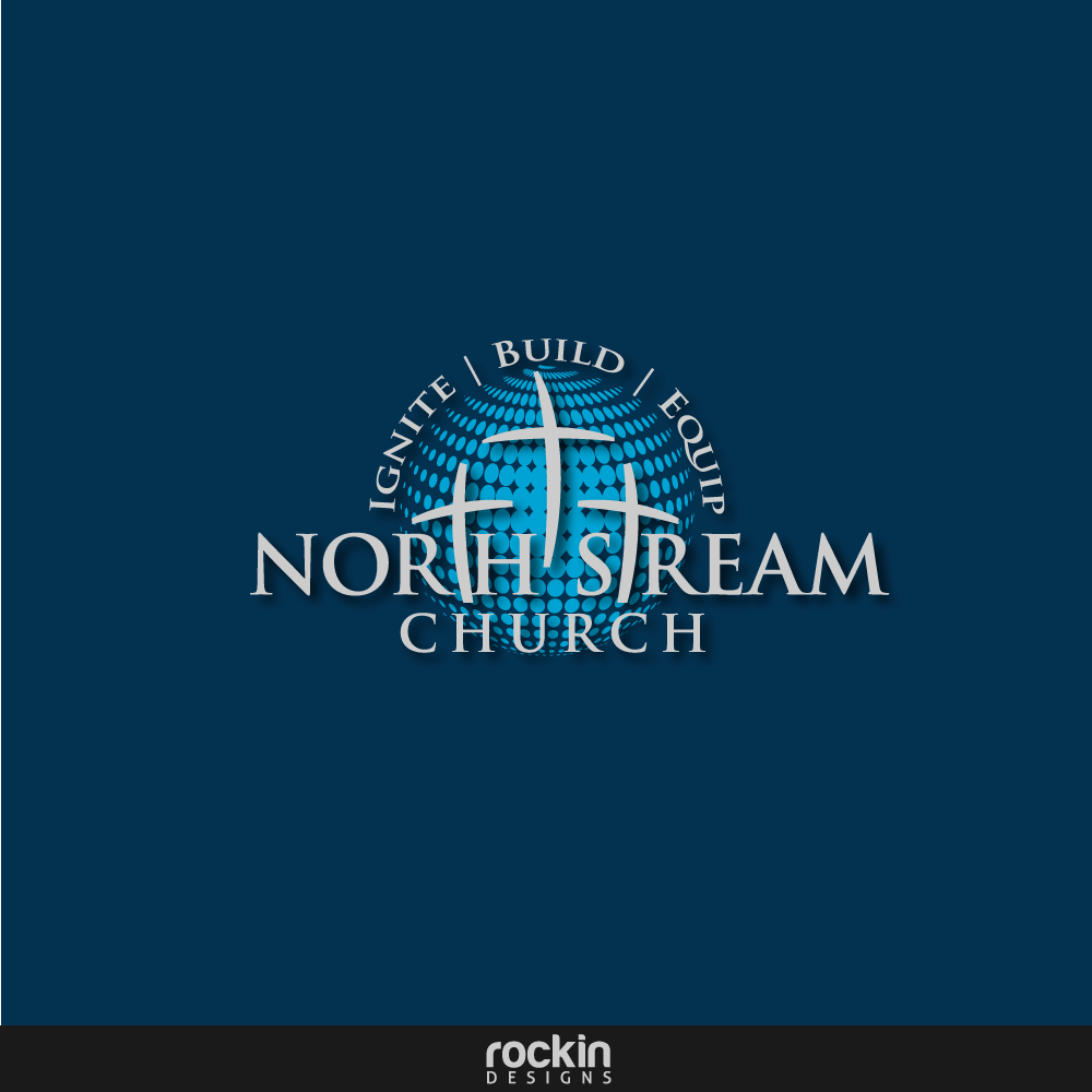 Logo Design by rockin - Entry No. 13 in the Logo Design Contest Creative Logo Design for North Stream Church.