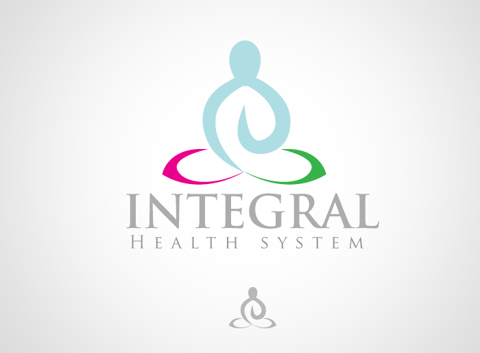 Logo Design by Jan Chua - Entry No. 94 in the Logo Design Contest Unique Logo Design Wanted for Integral Health Systems.