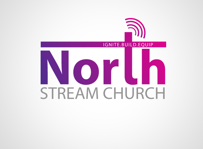 Logo Design by Jan Chua - Entry No. 15 in the Logo Design Contest Creative Logo Design for North Stream Church.