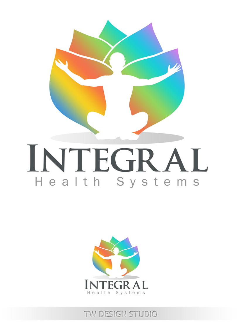 Logo Design by Private User - Entry No. 96 in the Logo Design Contest Unique Logo Design Wanted for Integral Health Systems.