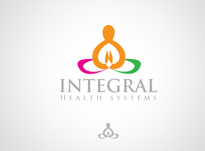Logo Design by Jan Chua - Entry No. 98 in the Logo Design Contest Unique Logo Design Wanted for Integral Health Systems.