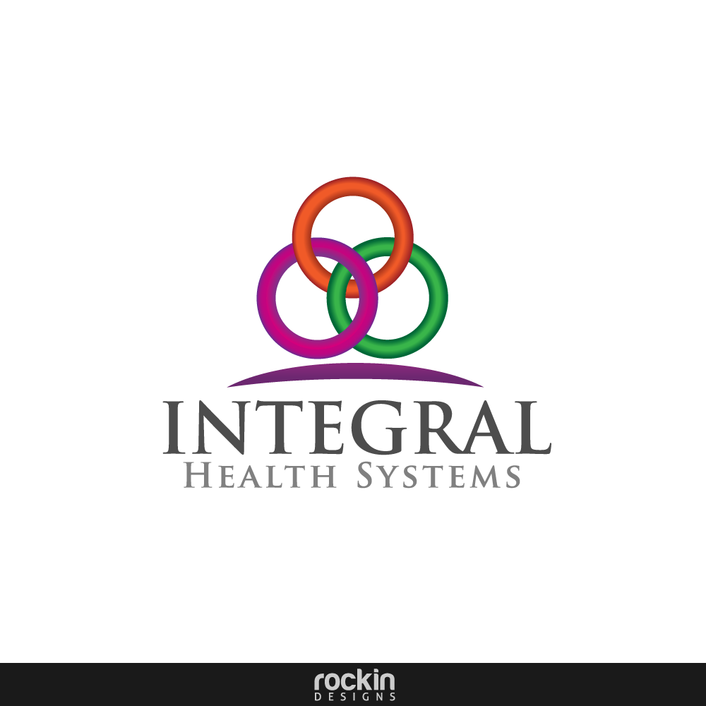 Logo Design by rockin - Entry No. 101 in the Logo Design Contest Unique Logo Design Wanted for Integral Health Systems.