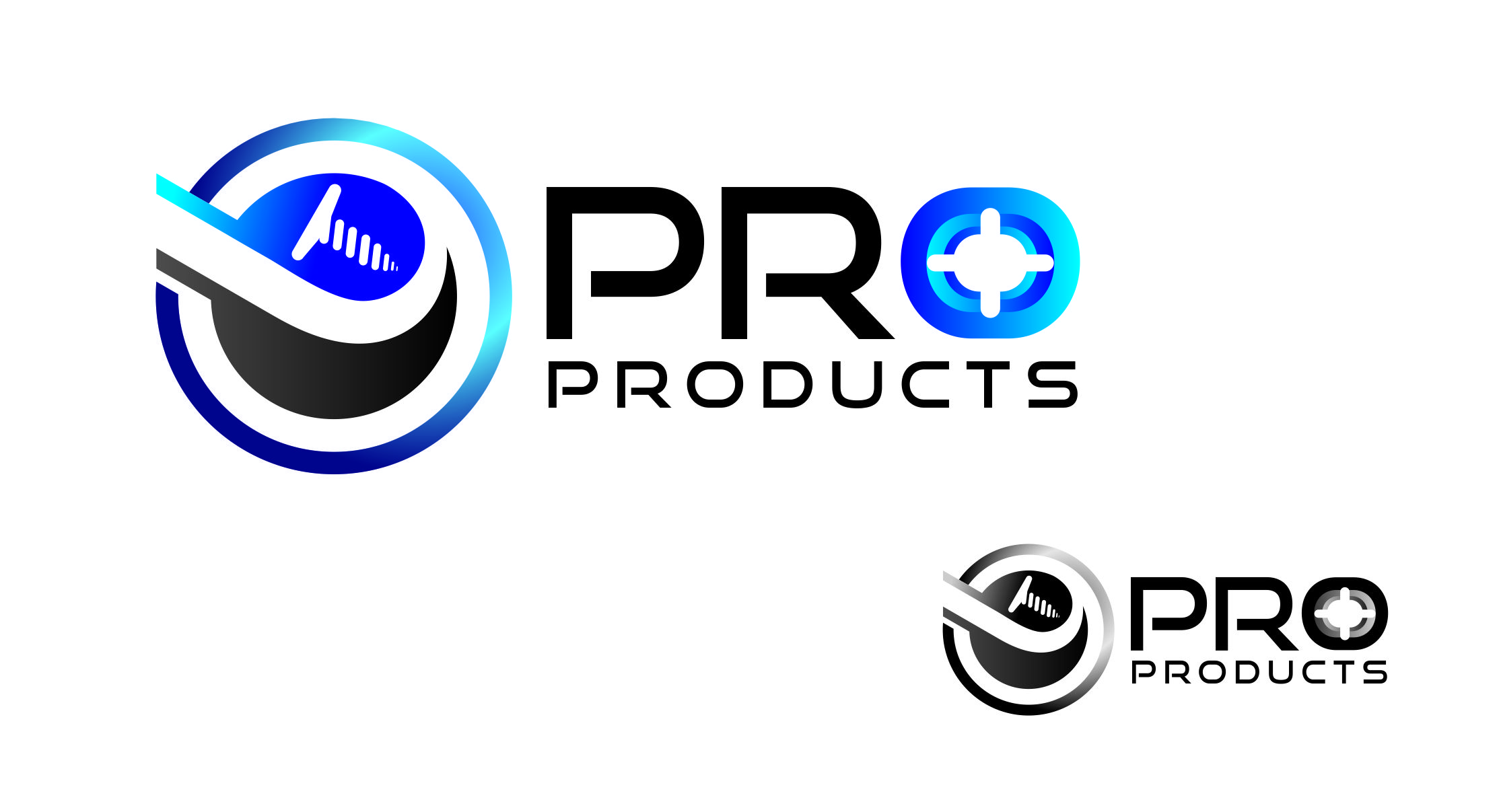 Logo Design by Respati Himawan - Entry No. 84 in the Logo Design Contest Fun yet Professional Logo Design for ProProducts.