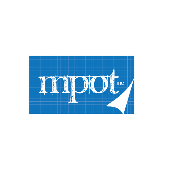Logo Design by connexisdesign - Entry No. 252 in the Logo Design Contest Mpot inc  Logo Design.
