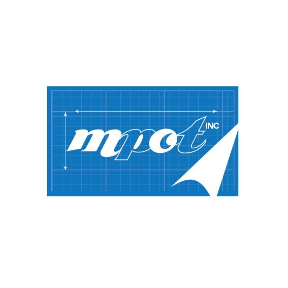 Logo Design by connexisdesign - Entry No. 253 in the Logo Design Contest Mpot inc  Logo Design.
