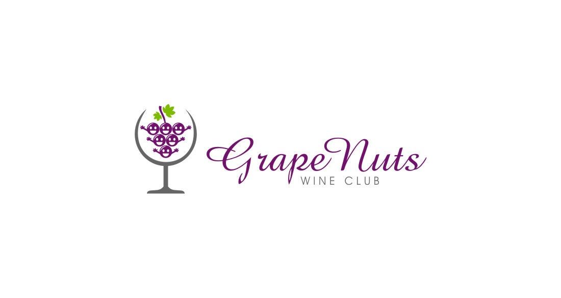 Logo Design by untung - Entry No. 100 in the Logo Design Contest Artistic Logo Design for Grape Nuts Wine Club.