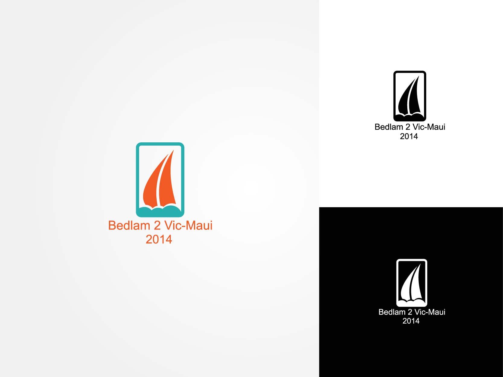 Logo Design by Osi Indra - Entry No. 39 in the Logo Design Contest Artistic Logo Design for Bedlam 2  Vic-Maui 2014.