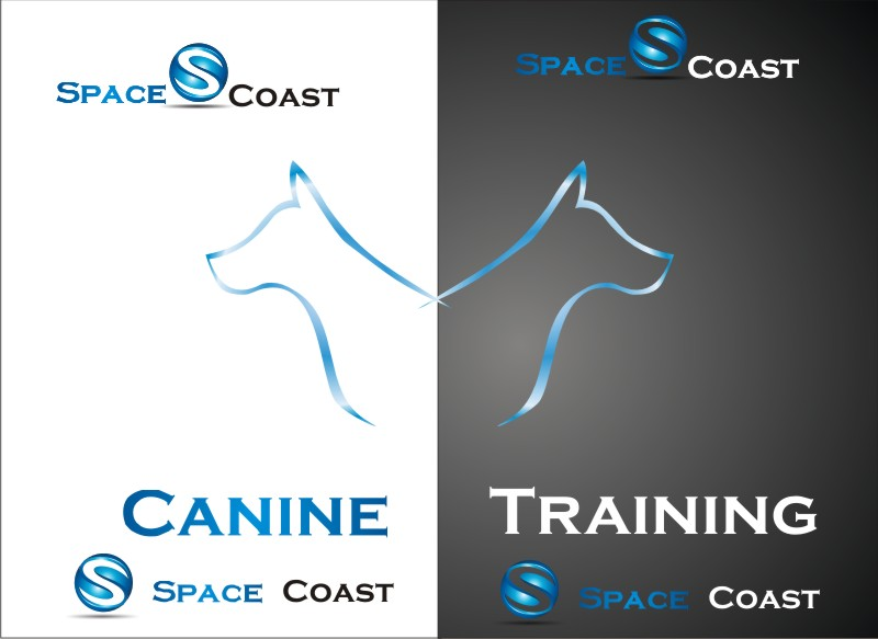 Logo Design by Bangun Prastyo - Entry No. 53 in the Logo Design Contest Creative Logo Design for Space Coast Canine Training.