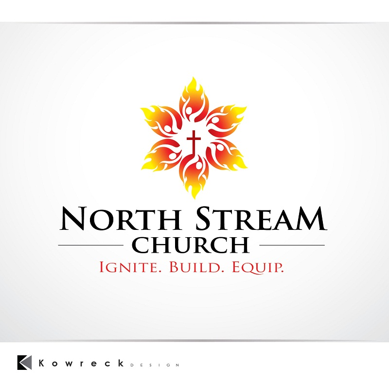 Logo Design by kowreck - Entry No. 18 in the Logo Design Contest Creative Logo Design for North Stream Church.