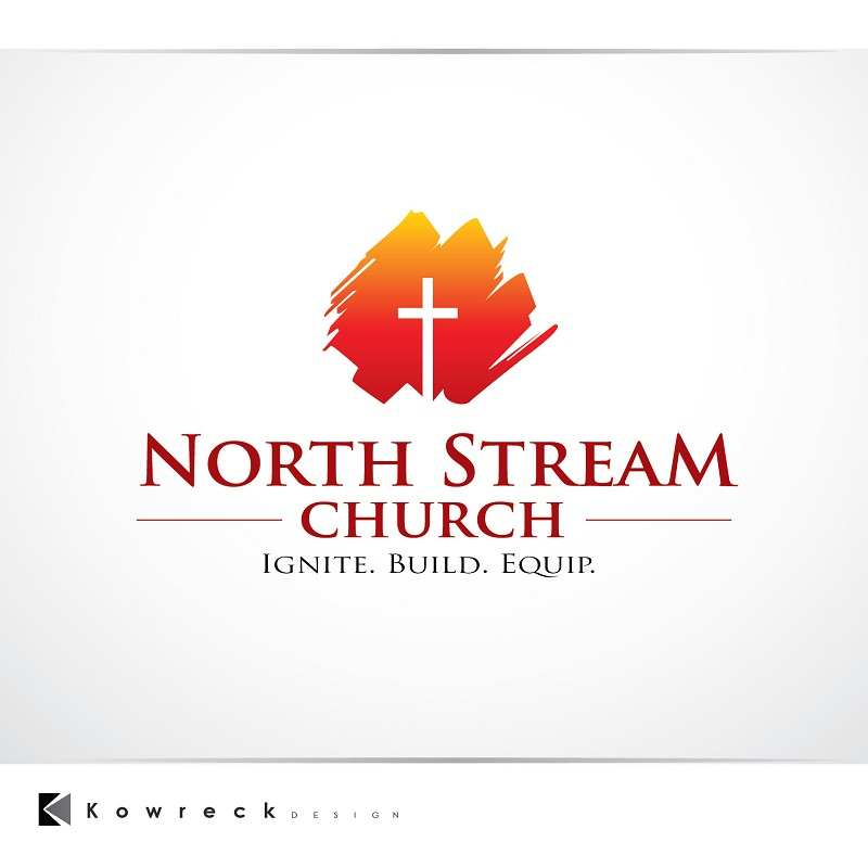 Logo Design by kowreck - Entry No. 21 in the Logo Design Contest Creative Logo Design for North Stream Church.