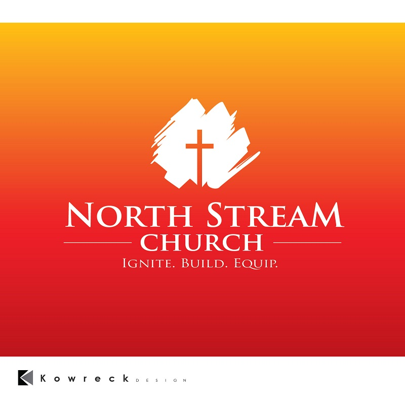 Logo Design by kowreck - Entry No. 22 in the Logo Design Contest Creative Logo Design for North Stream Church.