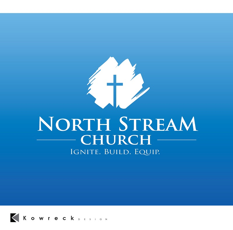 Logo Design by kowreck - Entry No. 23 in the Logo Design Contest Creative Logo Design for North Stream Church.
