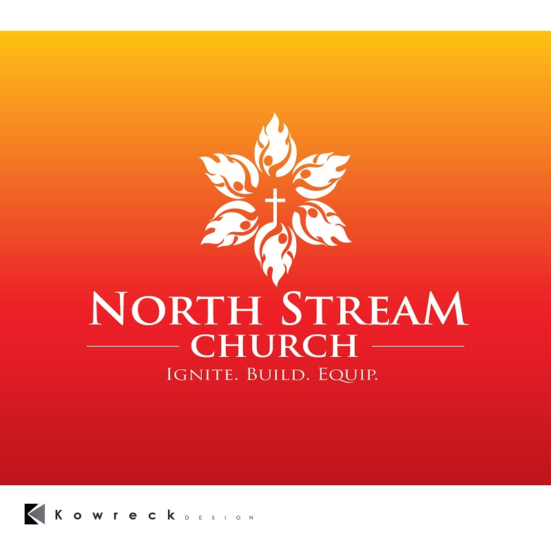 Logo Design by kowreck - Entry No. 25 in the Logo Design Contest Creative Logo Design for North Stream Church.
